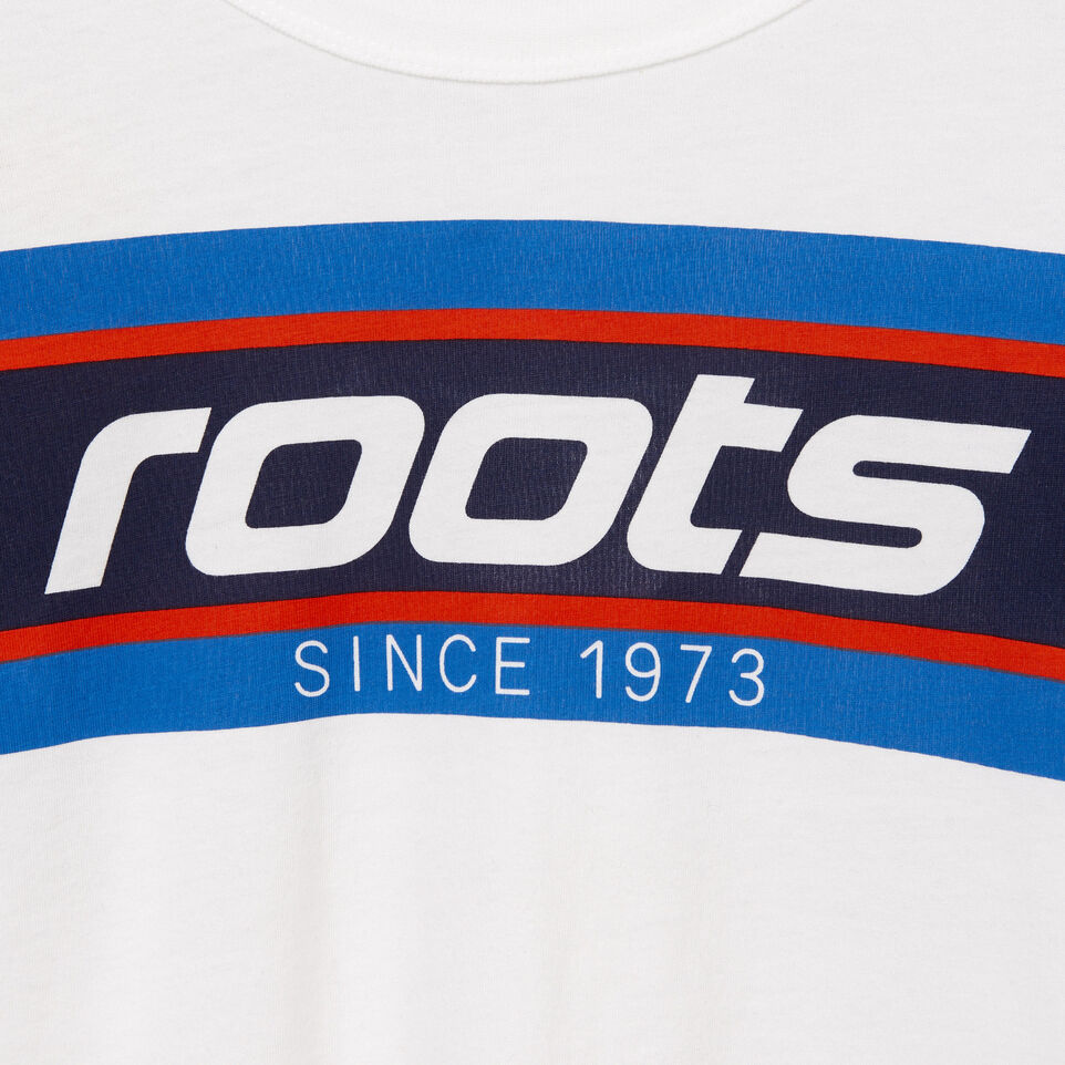 Roots-undefined-Boys Roots Speed T-shirt-undefined-C