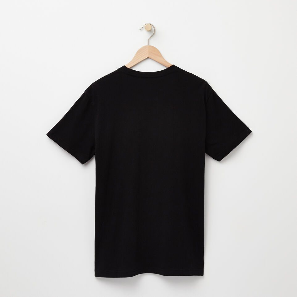 Roots-undefined-Mens Roots Re-issue T-shirt-undefined-B