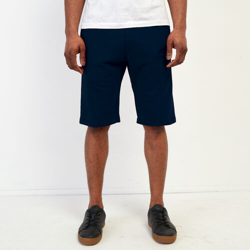 Roots-Men New Arrivals-Roots Organic Heritage Short-Navy Blazer-A