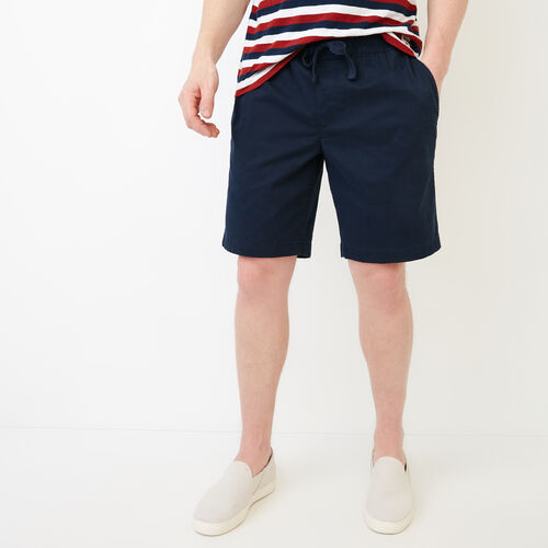 Roots-Men Our Favourite New Arrivals-Essential Short-Navy Blazer-A