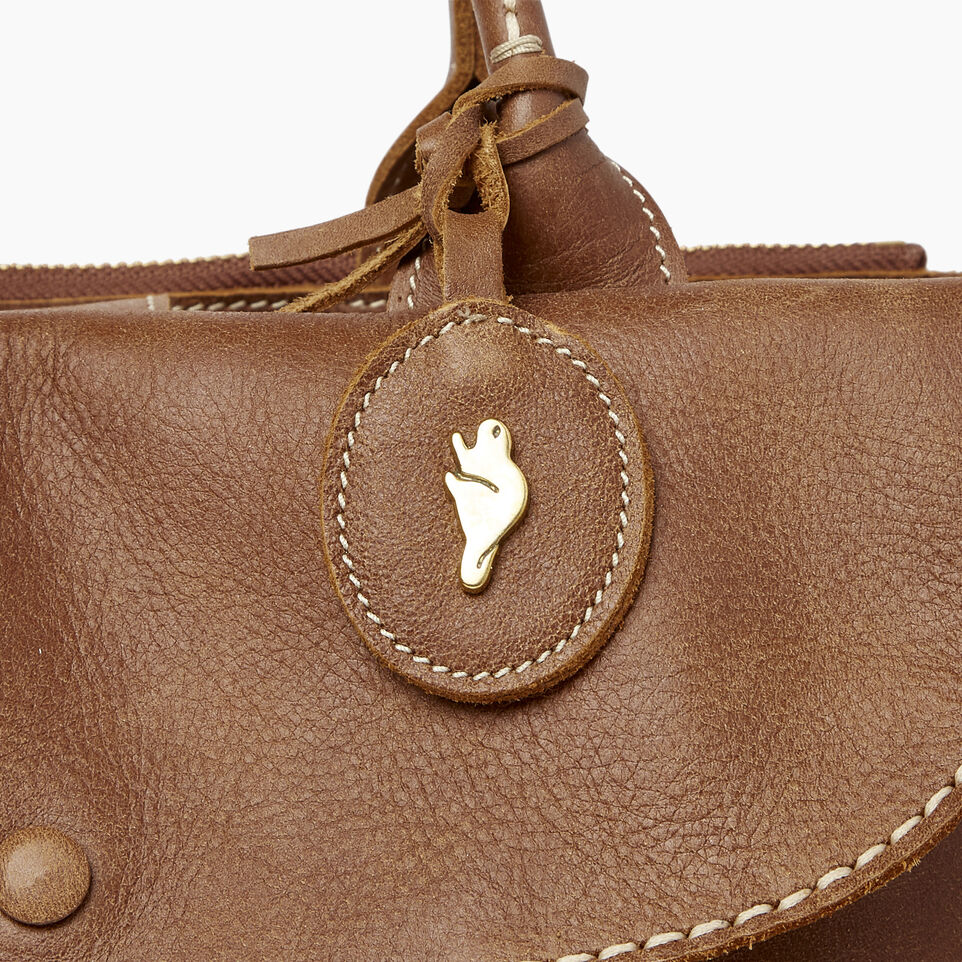 Roots-Leather Our Favourite New Arrivals-Riverdale Tote-Natural-E