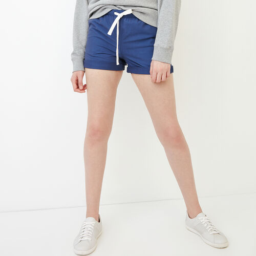 Roots-Women Shorts & Skirts-Woodland Short-Eclipse-A