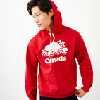 Roots-Gift Guide Canada Collection By Roots™-Mens Cooper Canada Hoody-Sage Red-C
