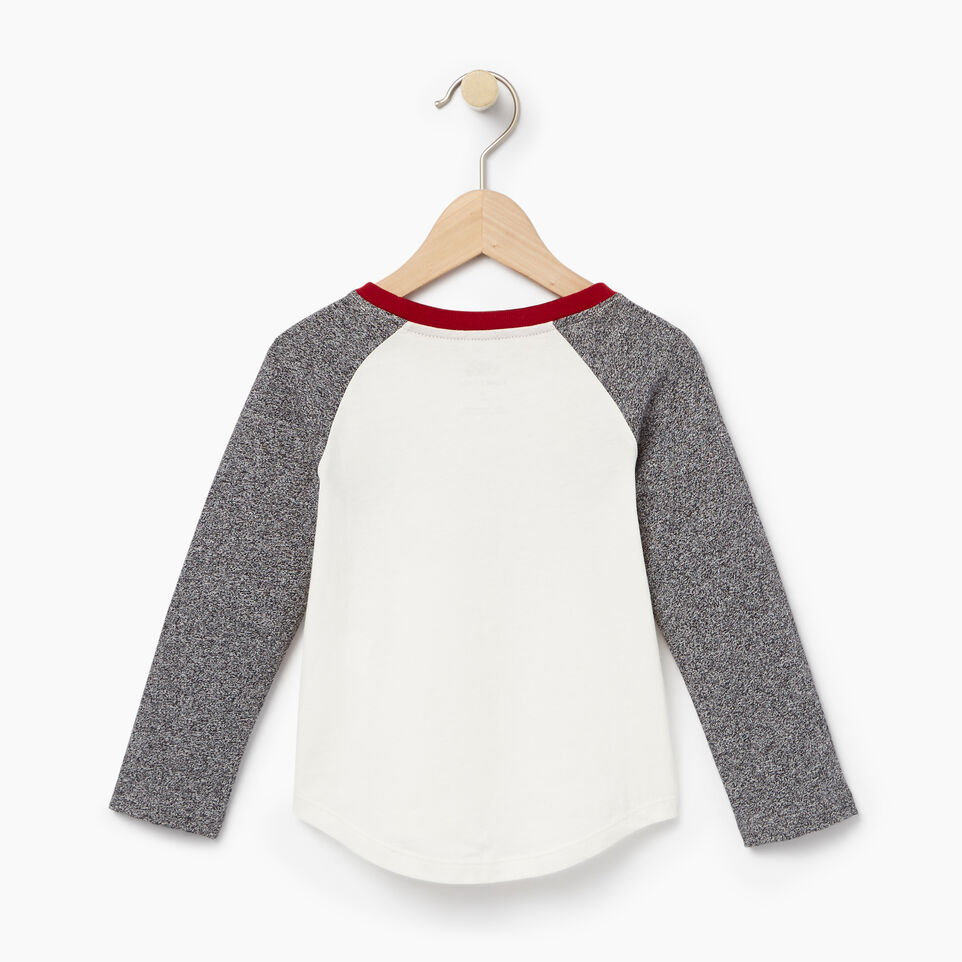 Roots-undefined-Toddler Buddy Raglan T-shirt-undefined-B