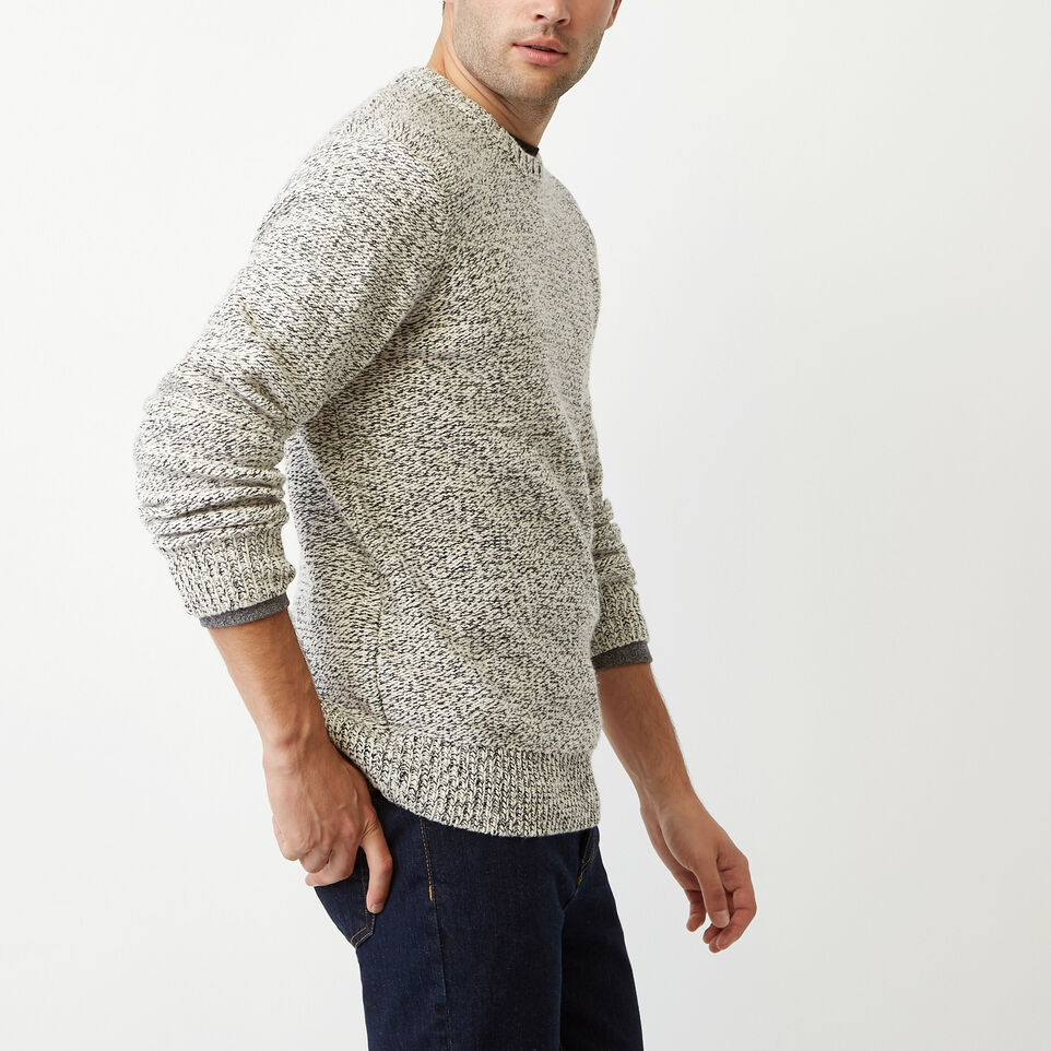 Roots-Winter Sale Men-Snowy Fox Crew Sweater-Snowy Fox-C