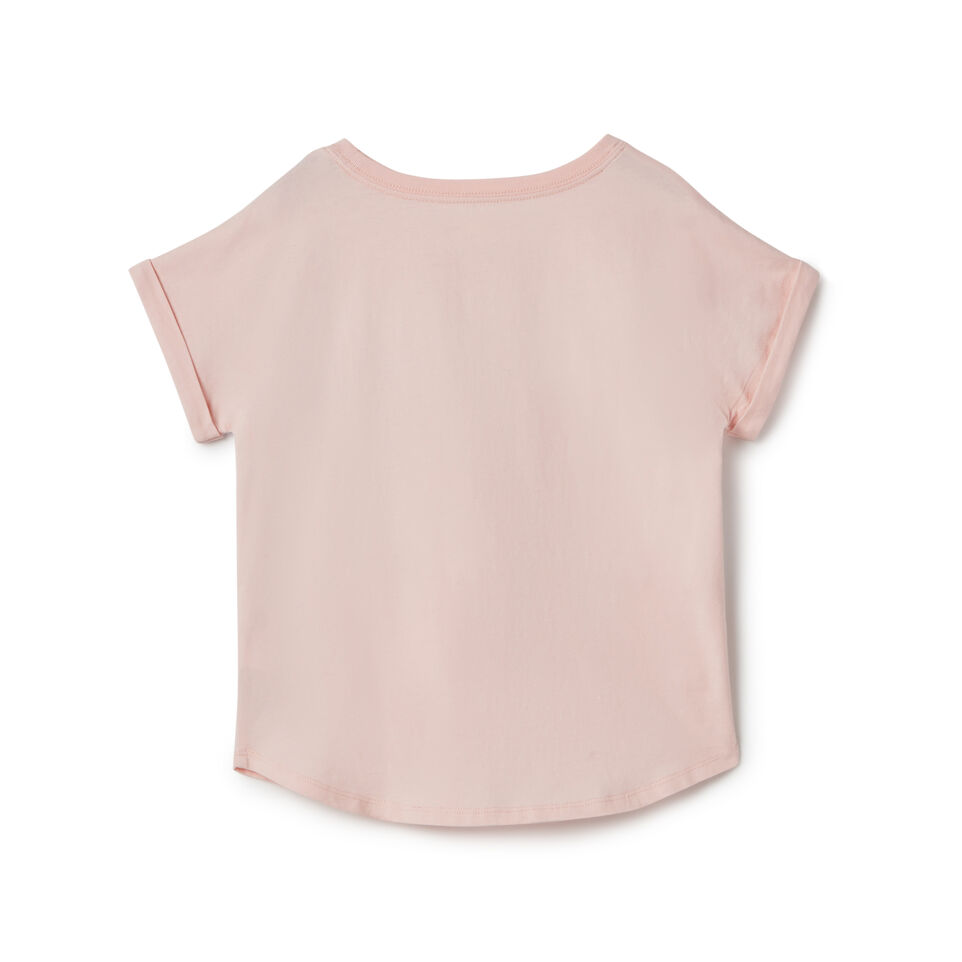 Roots-undefined-Girls Blazon T-shirt-undefined-B