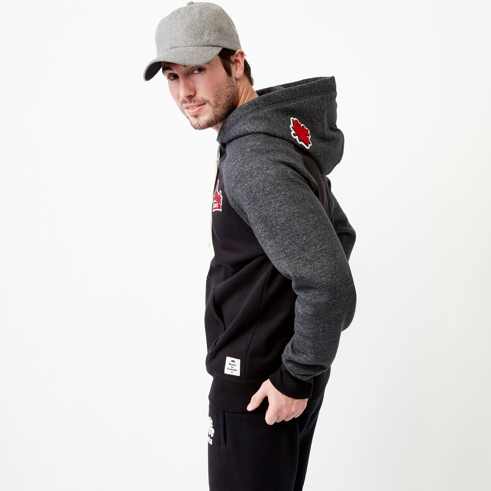 Roots-undefined-Canada Full Zip Hoody-undefined-C