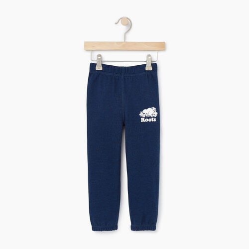 Roots-Clearance Kids-Toddler Original Sweatpant-Active Blue Pepper-A