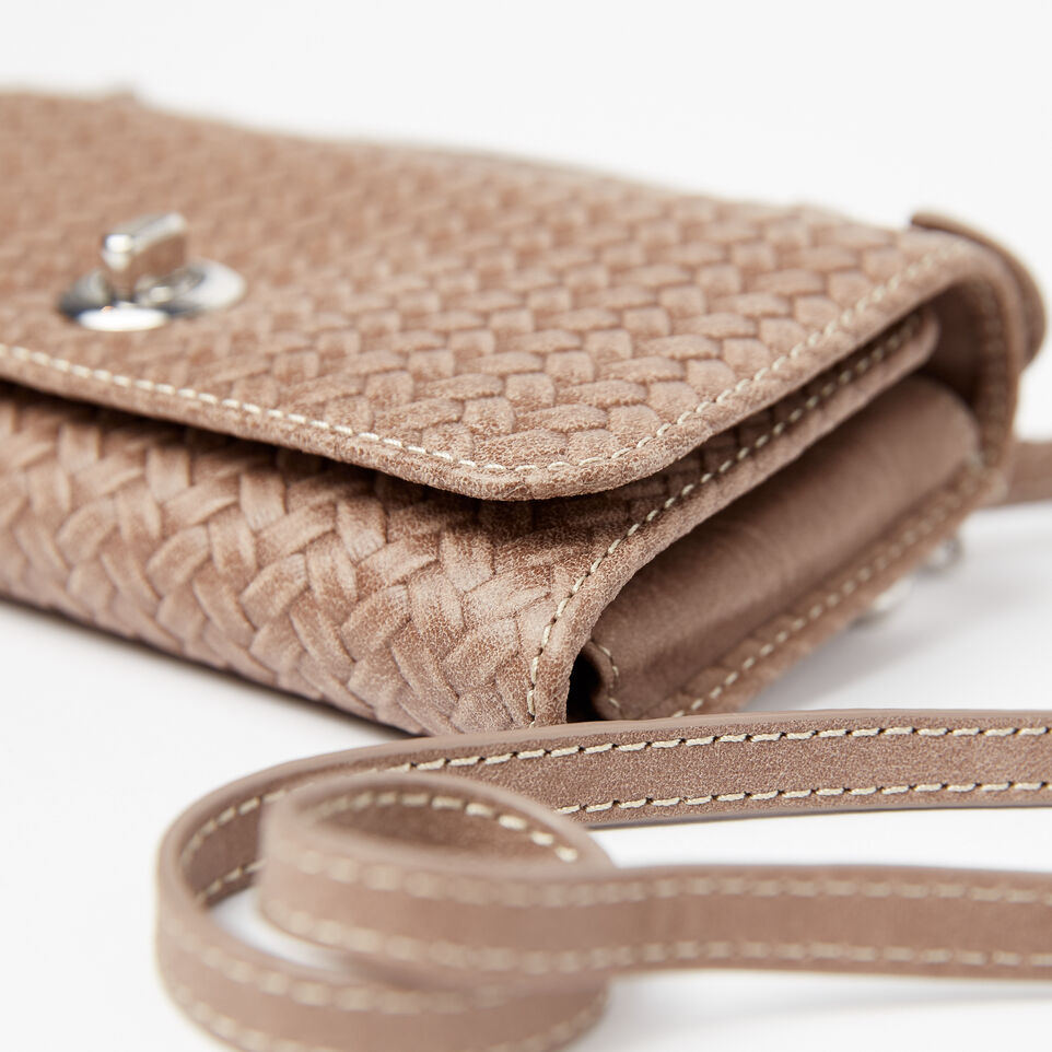 Roots-undefined-Turnlock Wallet Bag Woven Tribe-undefined-D