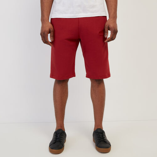 Roots-Men Clothing-Roots Organic Heritage Short-Rosewood-A