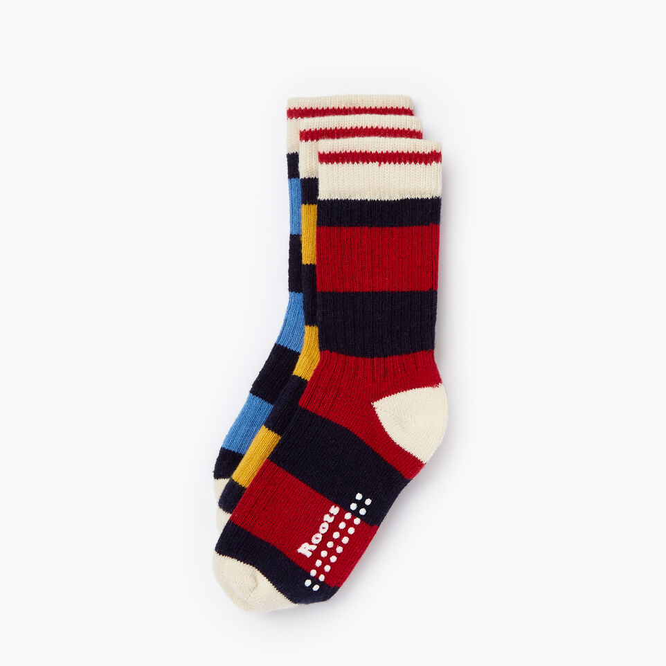 Roots-undefined-Toddler Rugby Sock 3 Pack-undefined-A