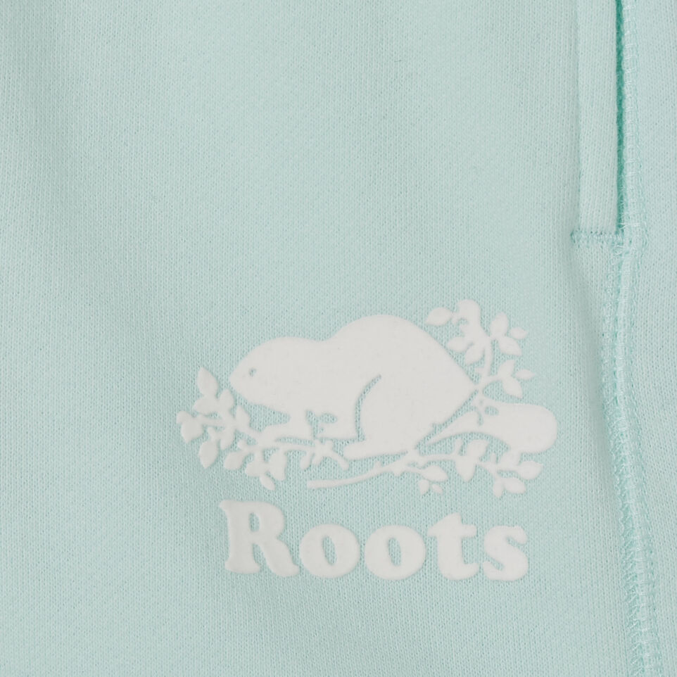 Roots-Kids New Arrivals-Toddler Original Roots Short-Bleached Aqua-C