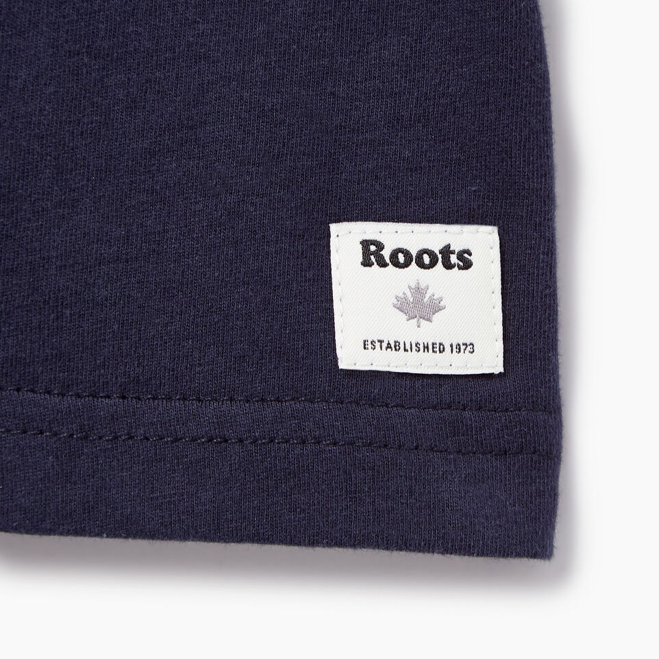 Roots-Kids New Arrivals-Toddler Speedy Frank T-shirt-Navy Blazer-C