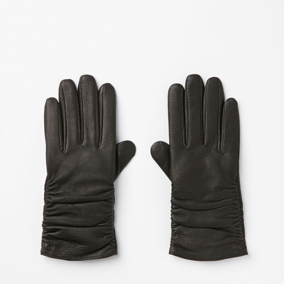 Roots-undefined-Womens Fashion Deerskin Glove-undefined-A