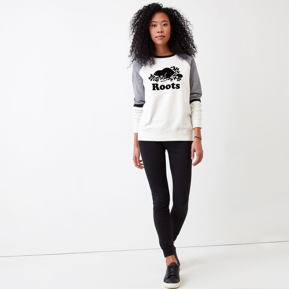 Roots-undefined-Cozy Colour Blocked Crew-undefined-B