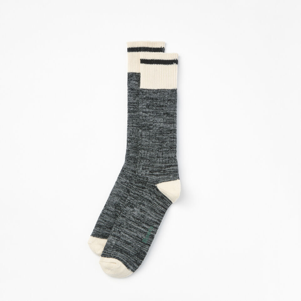 Roots-undefined-Womens Cotton Cabin Sock 2 Pack-undefined-A