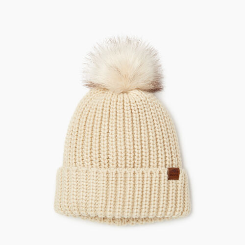 Roots-Sale Kids-Kid Girl Olivia Toque-Light Fog-A