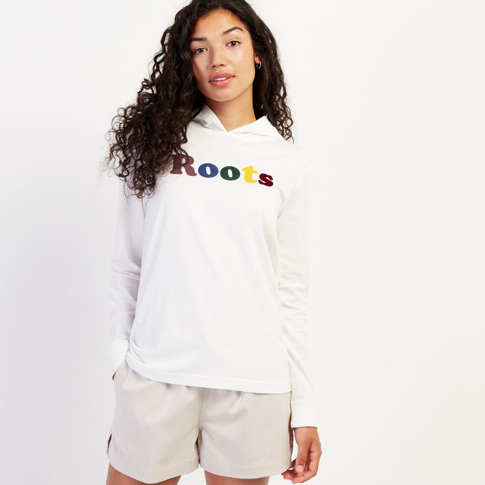 Roots-undefined-Womens Remix Hooded Long Sleeve T-shirt-undefined-A