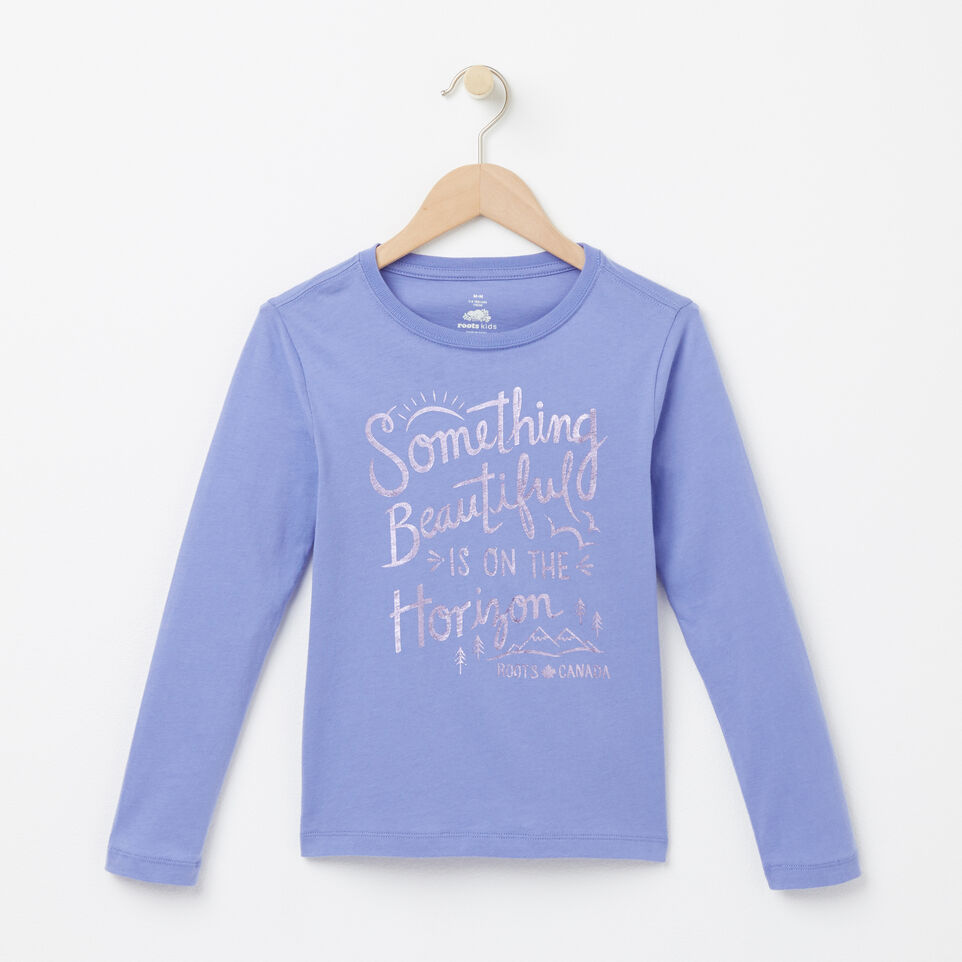 Roots-undefined-Filles T-shirt Something Beautiful-undefined-A
