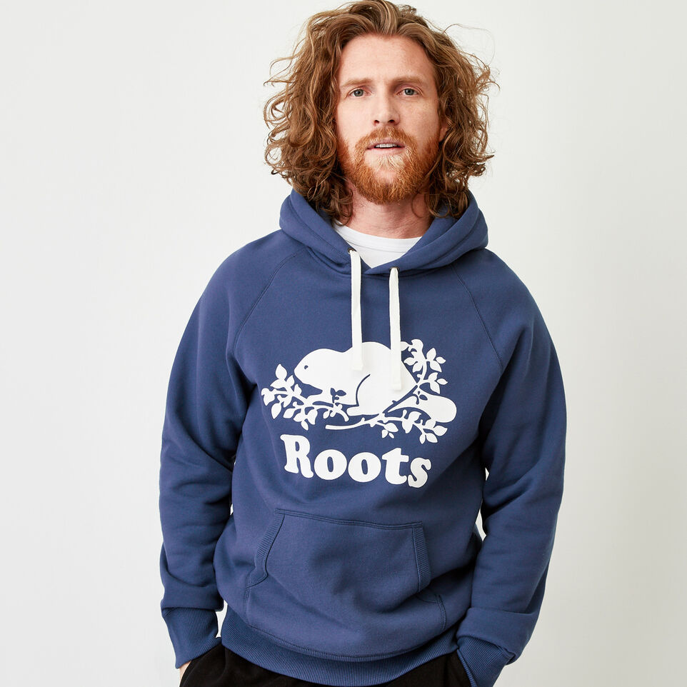 Roots-Men Our Favourite New Arrivals-Original Kanga Hoody-Sargasso Sea-A