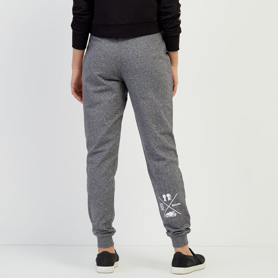 Roots-undefined-Roots x Boy Meets Girl - Freedom Sweatpant-undefined-D