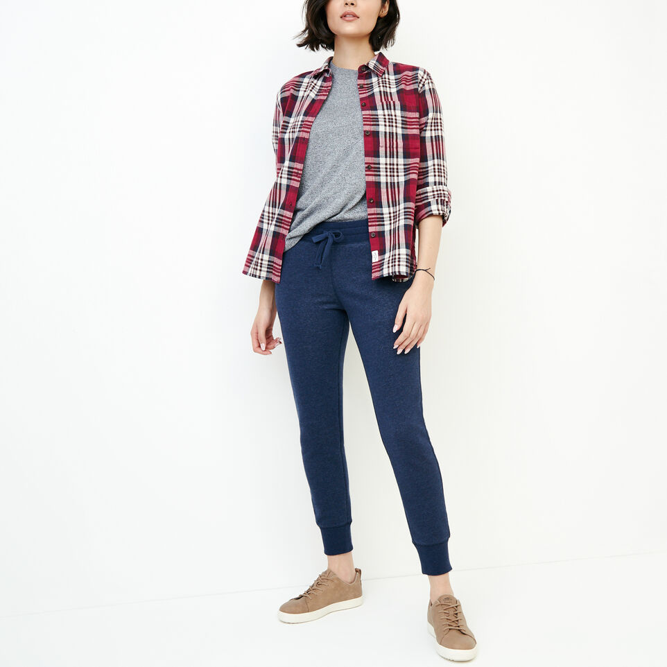 Roots-Women Our Favourite New Arrivals-Junction Sweatpant-Navy Blazer Mix-B