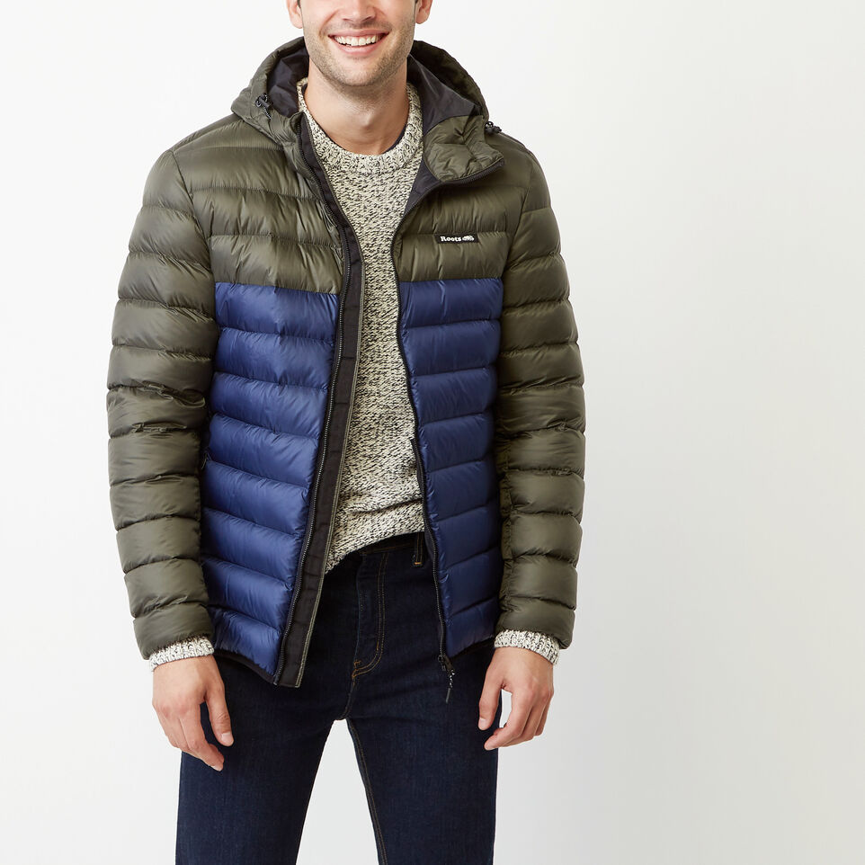 f1db70001ad Roots Packable Down Jacket | Outerwear | Roots