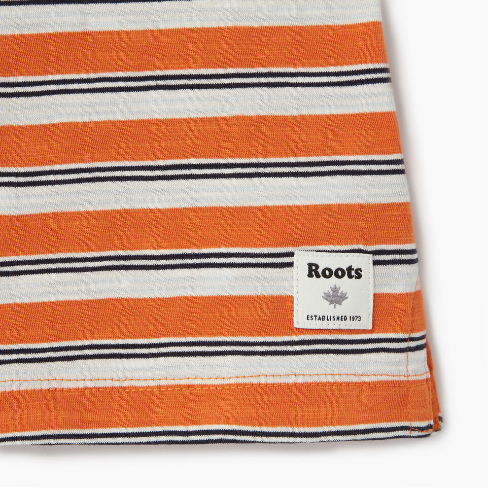 Roots-undefined-Toddler Cooper Stripe T-shirt-undefined-C