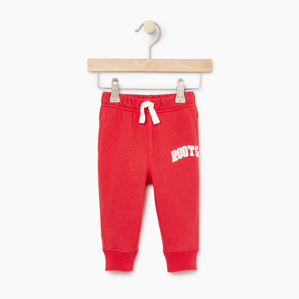 Roots-undefined-Baby Roots Varsity Sweatpant-undefined-A