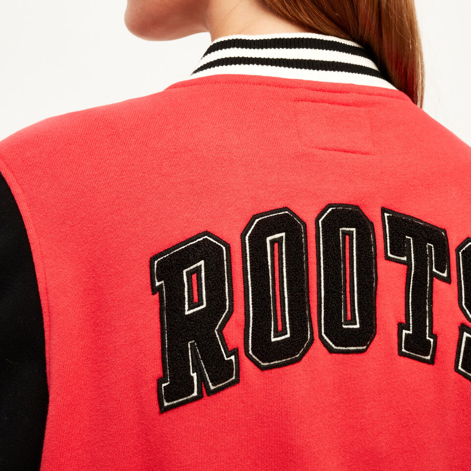 Roots-undefined-Blouson style universitaire-undefined-E