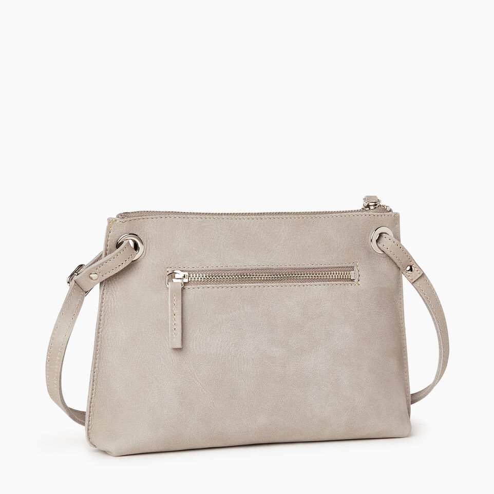 Roots-Leather Bestsellers-Edie Bag-Sterling Grey-C