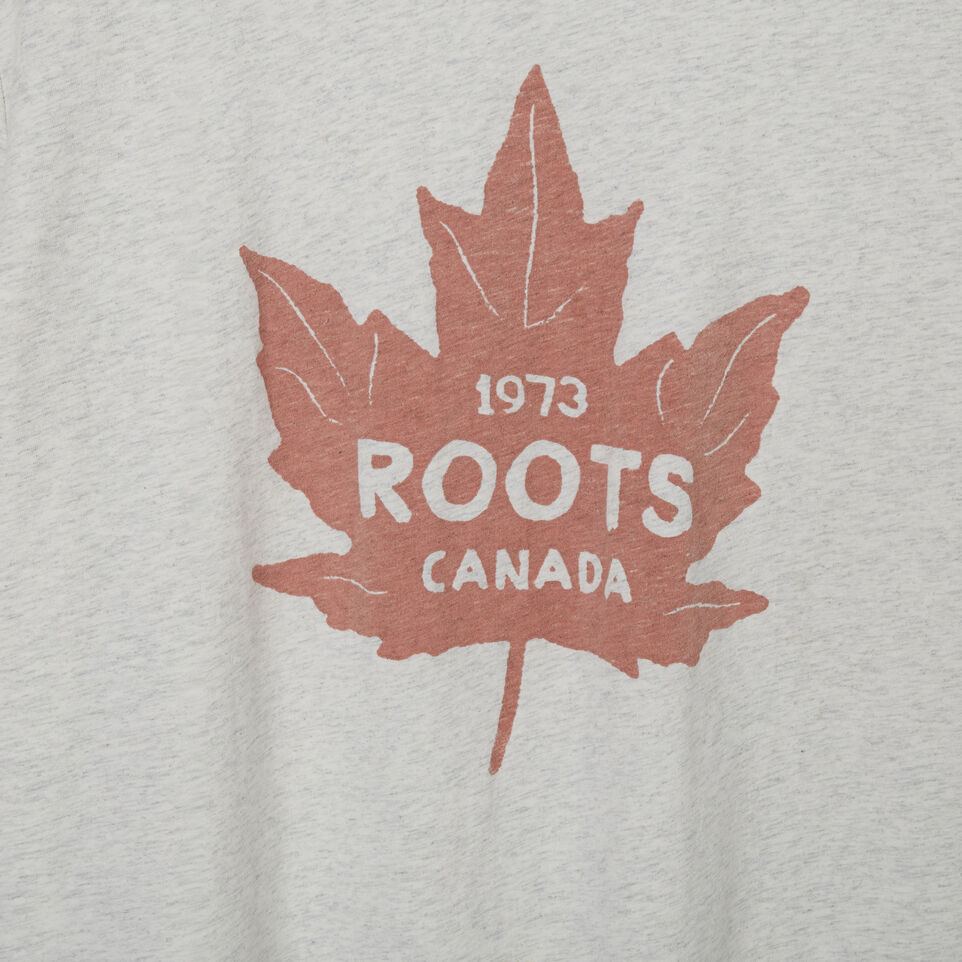 Roots-undefined-Mens Laval Leaf T-shirt-undefined-C