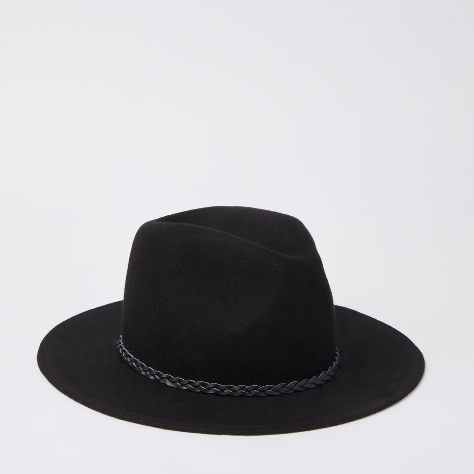 Roots-undefined-Annie Felt Fedora-undefined-A