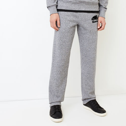 Roots-New For January Men-Roots Salt and Pepper Heritage Sweatpant-Salt & Pepper-A