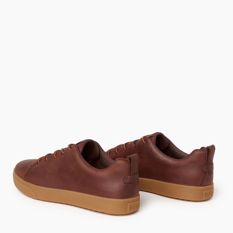 Roots-Footwear Our Favourite New Arrivals-Mens Parkdale Sneaker-Barley-E