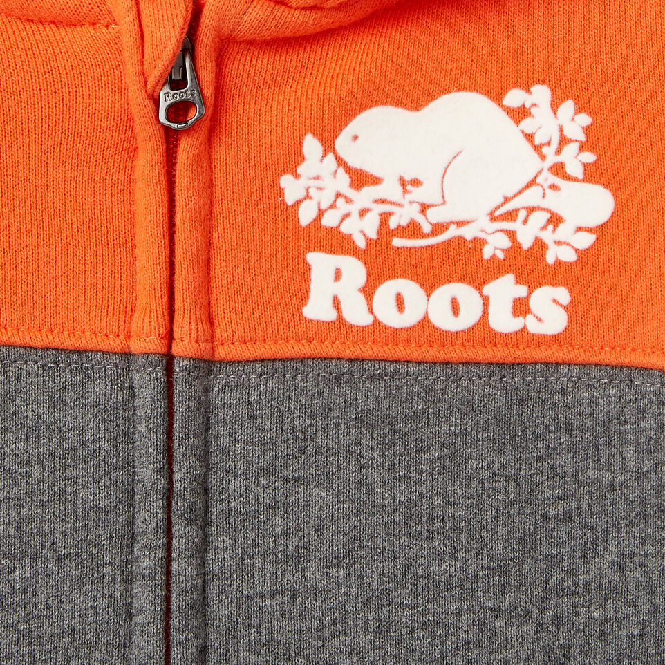 Roots-undefined-Baby Colour Block Cooper Hoody-undefined-C
