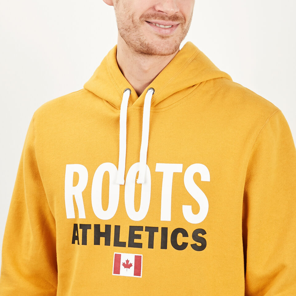 Roots-undefined-Roots Re-issue Classic Kanga Hoody-undefined-C