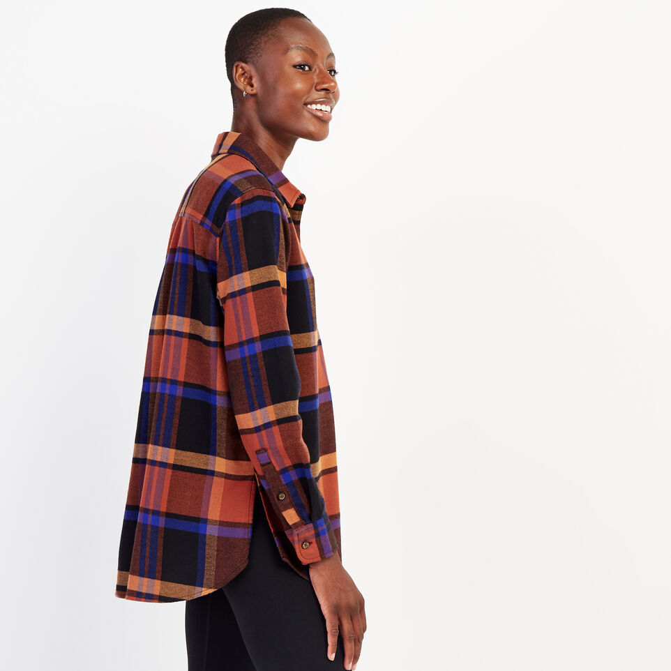 Roots-undefined-Mahone Tunic Shirt-undefined-C