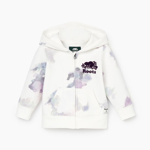 Roots-Kids Our Favourite New Arrivals-Baby Original Full Zip Hoody-Multi-A