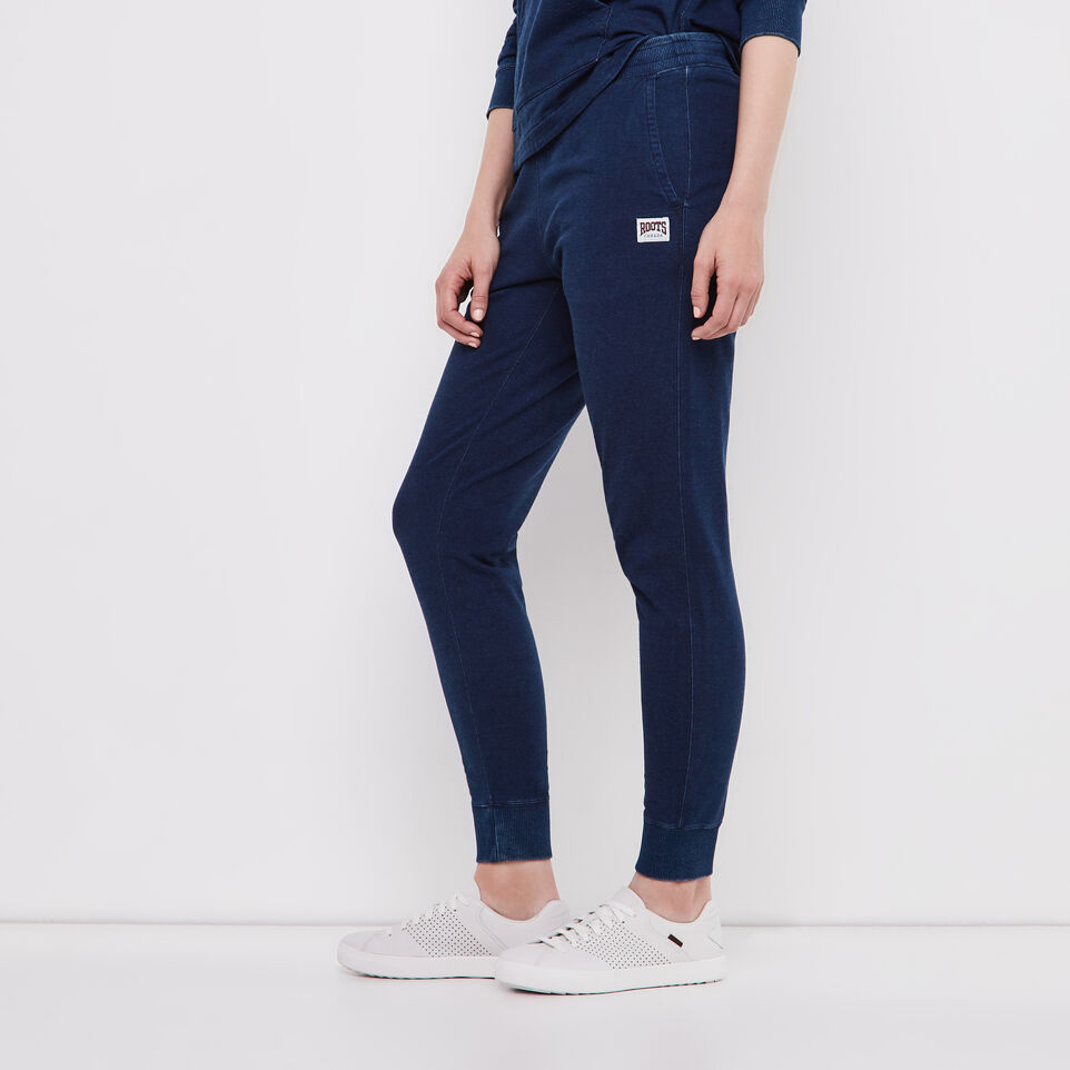 Roots-undefined-Nimes Slim Cuff Sweatpant-undefined-A