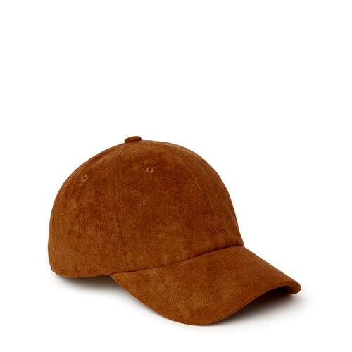 Roots-Women Categories-Alexa Baseball Cap-Taupe-A