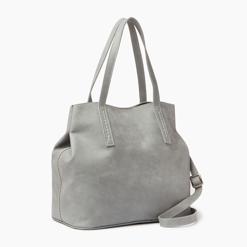 Roots-Leather  Handcrafted By Us Our Favourite New Arrivals-Amelia Tote-undefined-C