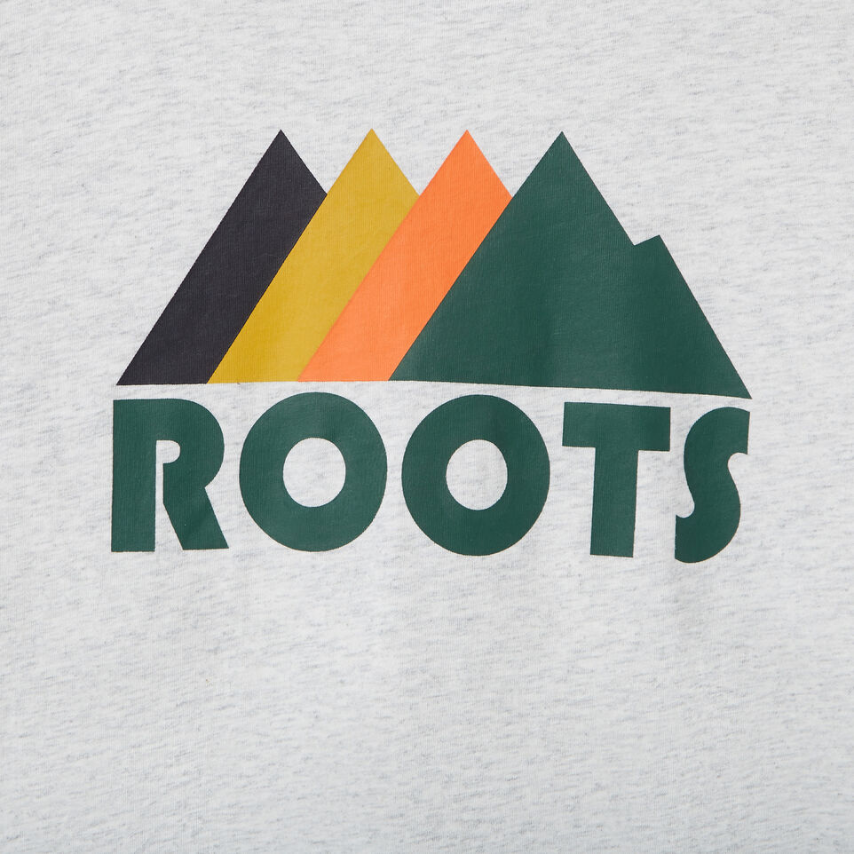 Roots-undefined-T-Shirt Great Outdoors pour garçons-undefined-D