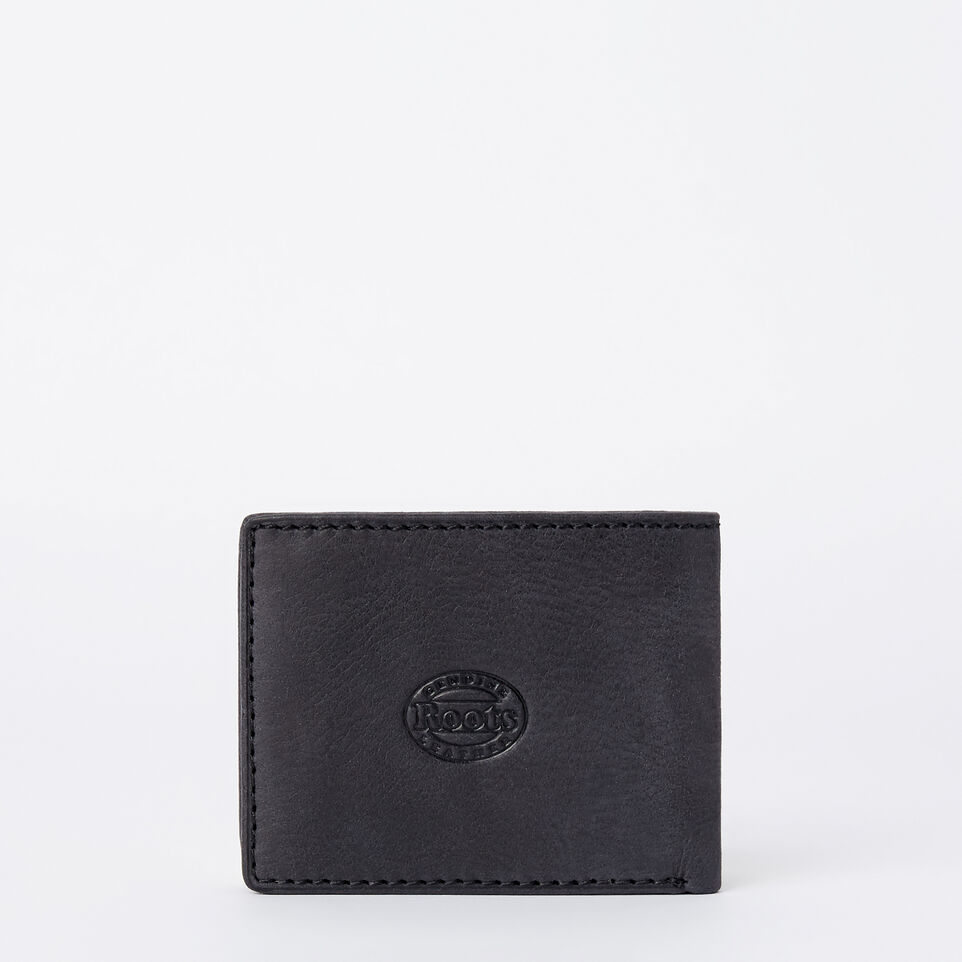 Roots-undefined-Mens Slimfold Wallet With Side Flap Tribe-undefined-C