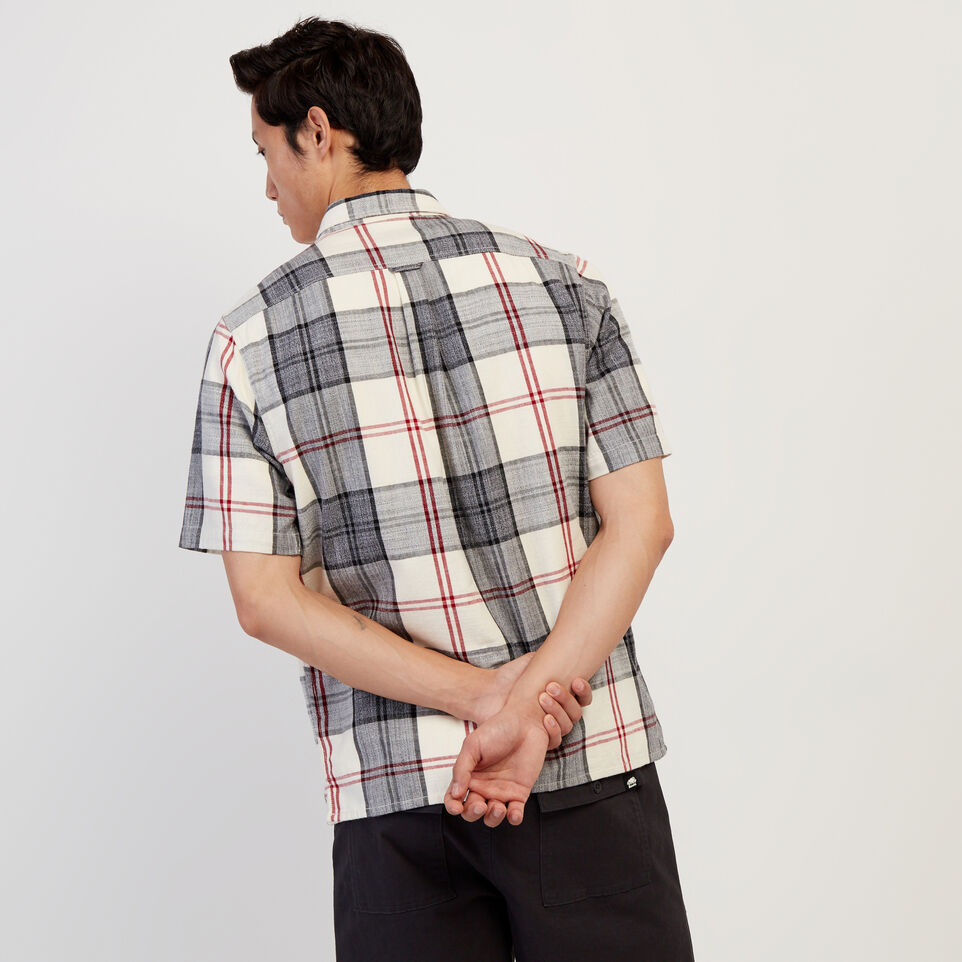 Roots-undefined-Smoke Lake Plaid Shirt-undefined-D