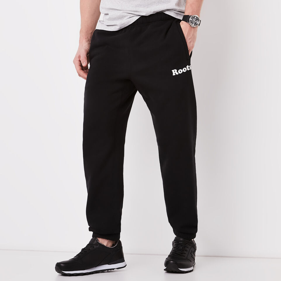 Roots-undefined-Original Wordmark Sweatpant-undefined-B