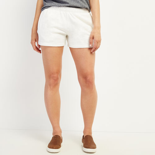 Roots-Women Shorts & Skirts-Original Sweatshort-Cannoli Cream-A