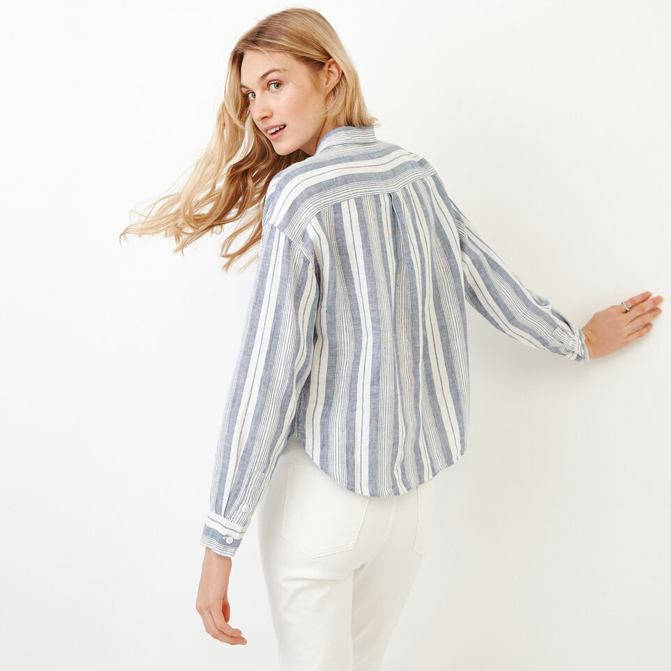 Roots-undefined-Baeberry Linen Shirt-undefined-D