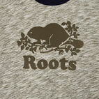 Roots-undefined-Boys Roots Space Dye T-shirt-undefined-D
