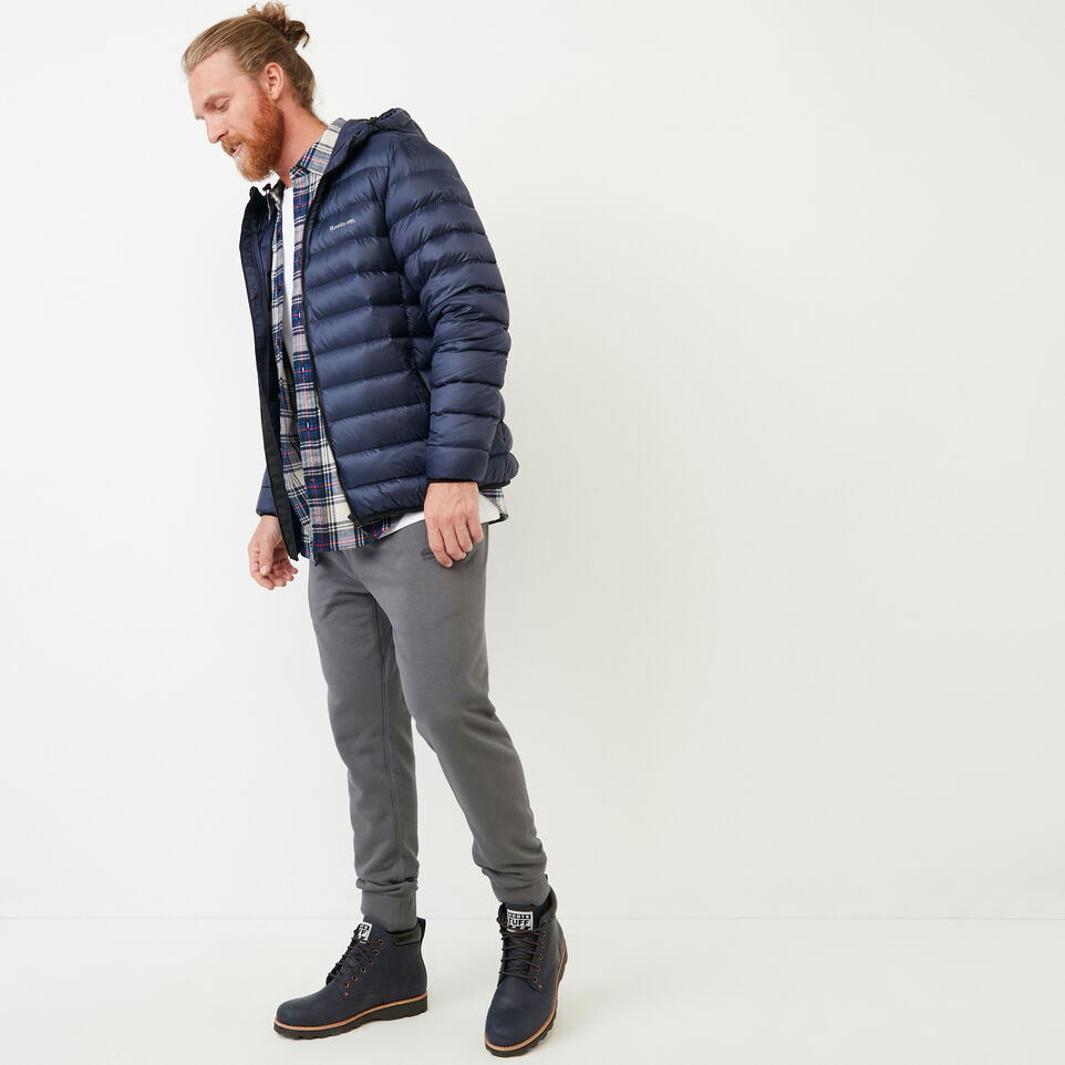 Roots-Men Our Favourite New Arrivals-Roots Packable Down Jacket-Navy Blazer-B